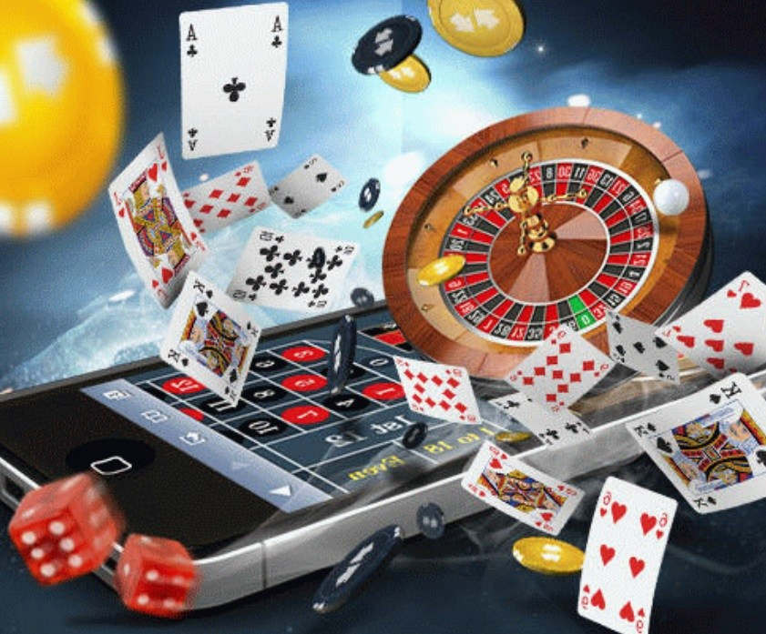Picture Your Online Gambling On Top